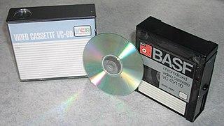 Videotape format war