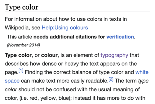 Vector modern (2020) – proposed link colors to comply with Web Content Accessibility Guidelines