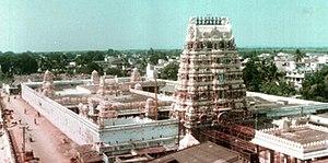 Tiruvallur district - The Veera Raghava Swami Temple in Tiruvallur