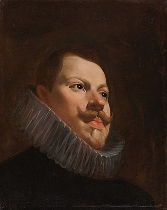 Philip III of Spain - Portrait by Diego Velázquez, 1627