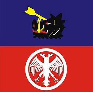 Velika Plana - Image: Velika Plana zastava