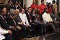 Venezuela,VII Cumbre de Jefes de Estado y de Gobierno de (PETROCARIBE) y el ALBA (9364020723).jpg