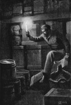 Verne - Les Naufragés du Jonathan, Hetzel, 1909, Ill. page 308