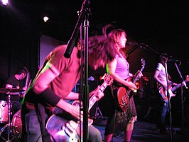 Veruca Salt in 2005