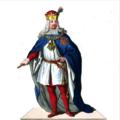 Veste da Gran Maestro dell' Ordine Costantiniano di San Giorgio.PNG