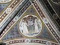 Via angelica, oratorio di s. urbano, volta, allegorie della venuta di cristo, xiv sec. 06.JPG