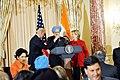 Vice-President Biden, Secretary Clinton Co-Host Social Lunch in Honor of Indian Prime Minister (4373962674).jpg