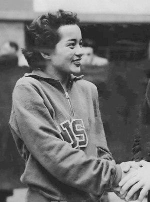 Vicki Draves - Draves in 1948