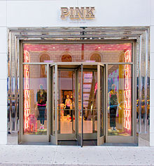 967faa07834 Victoria s Secret Pink Store in New York City