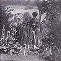 Vida Goldstein planting in 1911.jpg