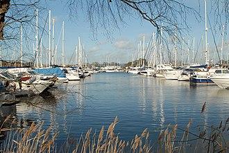 Chichester - Chichester Marina