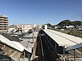 View from overpass of Susenji Station (east).jpg