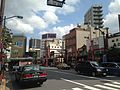 View of Kaminarimon-dori Street near Azumabashi Crossroads (east).jpg