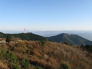 Mount Izumi Katsuragi - Image: View of Mount Izumi Katsuragi 3