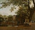 View of the Herengracht in Amsterdam by Hendrick ten Oever Mauritshuis 681.jpg