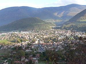 Vif, Isère - A general view of Vif