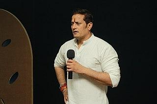 Vikas Upadhyay Indian politician