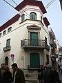 Vila Vella i primer Eixample - carrer de Jesús P1140741.JPG