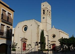 Vila-seca - Sant Esteve church