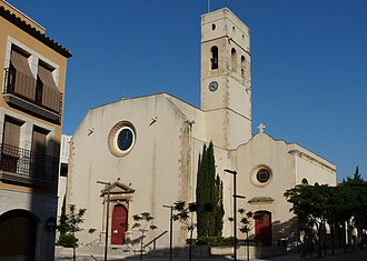 Vila-seca - Sant Esteve church