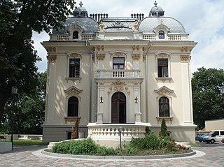 Дворец Вилейшисов. Вильнюс