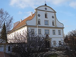 Vilsbiburg Kirchstraße 15 Pfarrhof.JPG