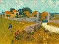 Vincent van Gogh - Boerderij in de Provence.jpg