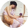 Violets, sweet violets , by John William Godward.jpg