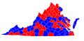 Virginia (Gubernatorial Election, 2001).PNG