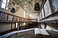 Viscri - Biserica evanghelică fortificată - interior 1.jpg