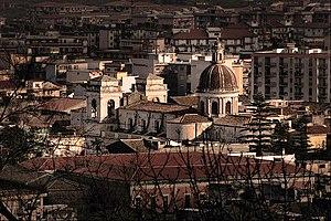 Giarre - Image: Vista Giarre