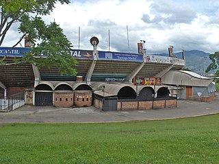 Plaza Monumental de Toros de Pueblo Nuevo Bullring in San Cristóbal, Venezuela