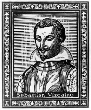 Sebastián Vizcaíno - Image: Vizcaino