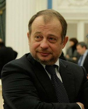 Vladimir Lisin - Vladimir Lisin in 2009