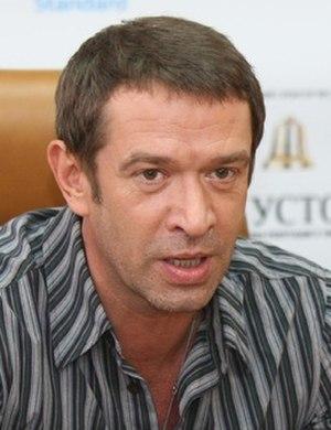 Vladimir Mashkov - Vladimir Mashkov actor Film Festival in 2010.
