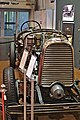 Voisin Chassis with engine and dash (47752310532).jpg