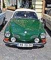 Volkswagen Oldtimer Vorderansicht.JPG