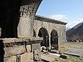 Vorotnavank Monastery (cross in wall) (111).jpg