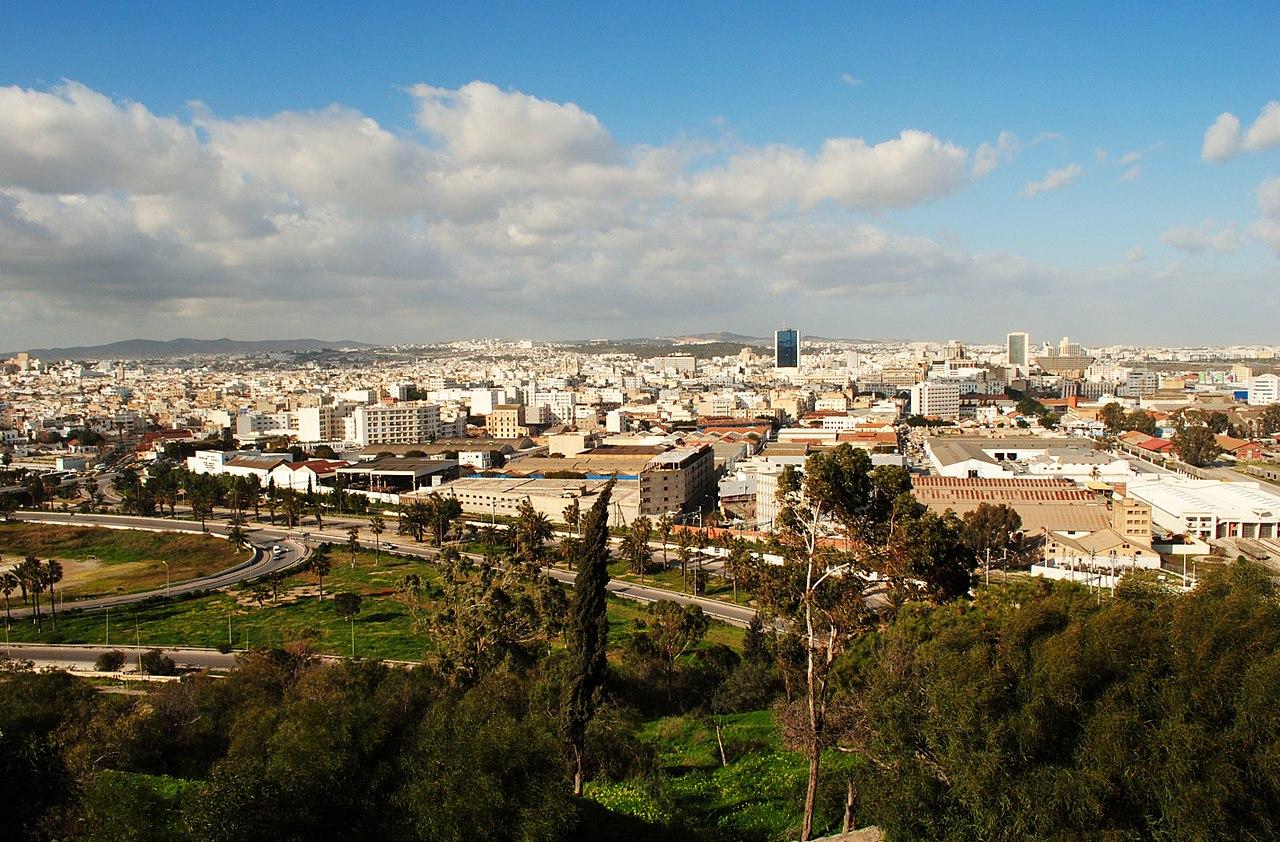 Ibu kota Libya, Tunis