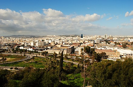 View of Tunis Vue de Tunis.jpg