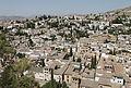Vue sur l'Albaicin depuis l'Alhambra (8276352735).jpg