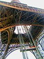 Vue sur la Tour Eiffel , Eiffel Tower in Paris France 16.JPG