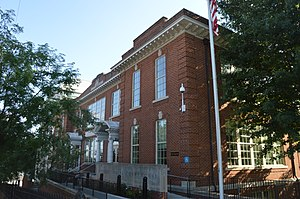 United States District Court for the Western District of Virginia - District courthouse in Lynchburg