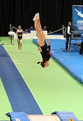 Gymnastics Wikipedia