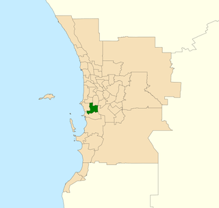Electoral district of Willagee State electoral district of Perth, Western Australia