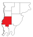 Wabash County, IL - Bellmont Precinct.png