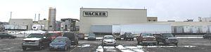 Wacker Chemie - Wacker US headquarters, Adrian, Michigan