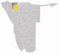 Wahlkreis Okahao in Omusati.png