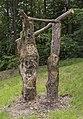 Waldmenschen Skulpturenpfad (Freiburg) jm9467.jpg