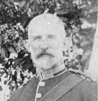 Shire of Nerang - Walter John Browne,  first chairman of the Nerang Divisional Board